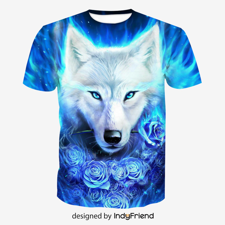 Áo T-shirt 3D